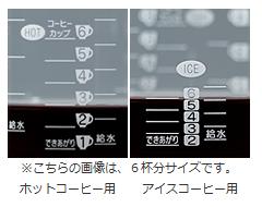 ZOJIRUSHI コーヒーメーカー 珈琲通 EC-CA40-BA
