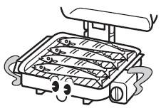 TIGER フィッシュロースター(両面魚焼き器) メタリックブラウン KFA-G130-TH