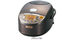 zojirushi IH炊飯ジャー NP-VC18-TA