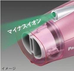 Panasonic ヘアードライヤー イオニティ EH - NE46