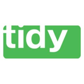 Tidy(ティディ)ホーキ&チリトリ ダッパー