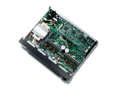 圧倒的なスピーカードライブ能力と空間表現力を備えたパワーアンプ回路
