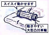 TOSHIBA ふとん用ブラシ クリーナー付属品 VJ-B4