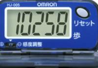 オムロン 歩数計 ヘルスカウンタ ステップス HJ-005