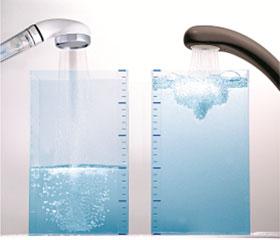 アラミック イオニックCシャワー 日本製 【水道水に含まれる塩素をビタミンCで除去!】 ICS-24N