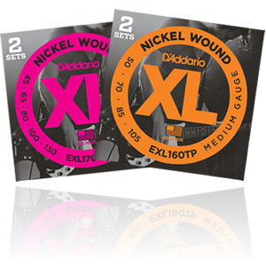 XL Nickel Twin Packs