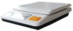 DRETEC デジタルキッチンスケール 2kg ホワイト KS-233WT