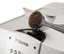 Saeco Incanto Cappuccino インカントカプチーノ シルバーSUP021Y