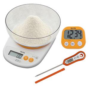 TANITA デジタル温度計 【料理用温度計】