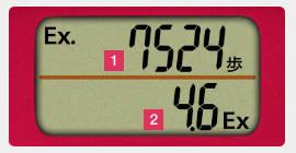 オムロン 歩数計 ウォーキングスタイル HJ-301