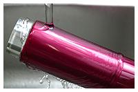 TIGER ステンレスミニボトル<サハラマグ> レッド 0.35L MMQ-A035R