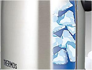 THERMOS ステンレスポット 1.5L クリアブラウン THS-1500 CBW