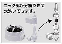 業務用ミキサー ホワイト MX-152SP-W