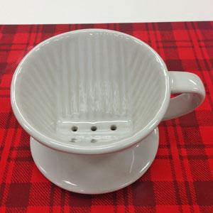 Kalita 陶器製コーヒードリッパー