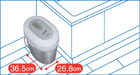 Panasonic 家庭用生ごみ処理機