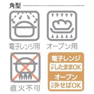 iwaki パック&レンジBOX 小 (グリーン) 550g K3247N-G