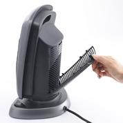DeLonghi <首振り&送風機能付き> セラミックファンヒーター DCH4530J-M 【3~8畳用】