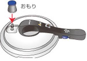 ワンダーシェフ MAXUS(マクサス) 片手圧力鍋