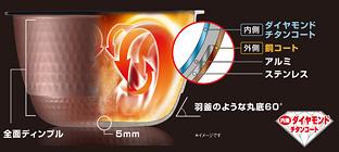 TOSHIBA IH保温釜3.5合炊き RC-6RX(SS) シャイニングシルバー
