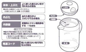 ZOJIRUSHI 電気ポット 1.0L CH-CE10-WG ホワイトグレー