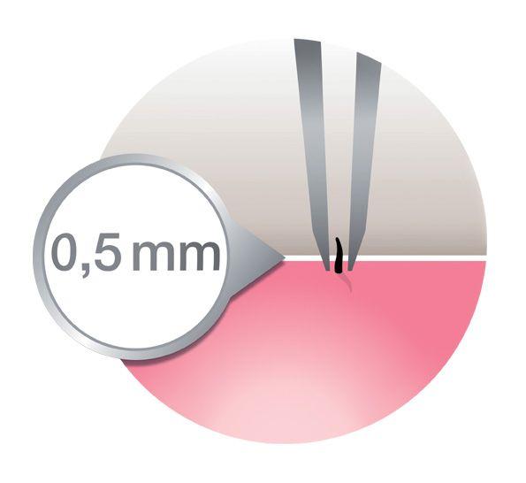 Braun 電気脱毛器 シルク・エピル エクスプレッシブ プロ 【0.5ミリの短い毛もOK / 2つの付属アタッチメント付き】 SE7380D