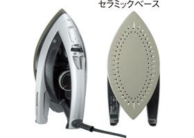 Panasonic スチームアイロン シルバー NI-W550-S