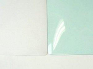 透明デスクマット 900×600mm つや消し A737
