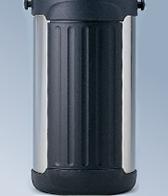 TIGER ステンレスボトル<サハラ> クリアーステンレス 2.0L MHK-A200-XC
