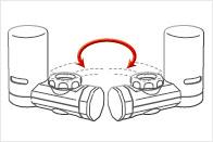 三菱レイヨン・クリンスイ 蛇口直結型浄水器 クリンスイ モノ MD103 MD103-NW