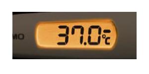 テルモ 電子体温計 【スピード検温式 平均20秒】 C231