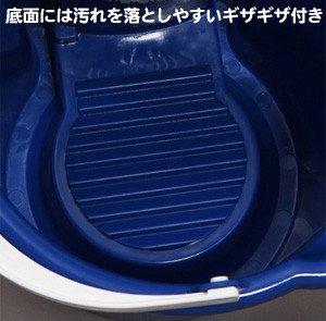 アイリスオーヤマ 回転モップ KMO-450