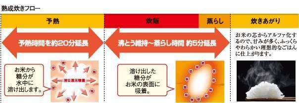圧力IH炊飯ジャー極め炊き 圧力IHタイプ NP-HW型