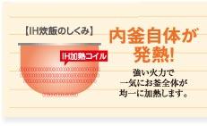ZOJIRUSHI 【3合】 IH炊飯ジャー NP-GE05-XJ ステンレスブラウン