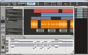すぐに音楽制作が始められる最新DAWソフトウェア「SONAR X1 LE」を同梱