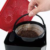 Kalita ステンレス製ポットタイプ コーヒーメーカー 10杯用 EC-103 P