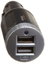 車内のデバイス充電用USBポート