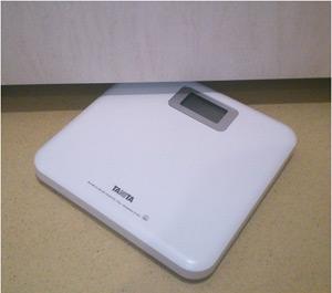 TANITA デジタルヘルスメーター ホワイト HD-661-WH