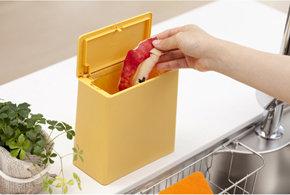 ideaco TUBELOR mini flap(チューブラーミニフラップ) ゴミ箱