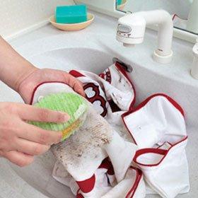 サンコー 洗濯ブラシ びっくりフレッシュ ちょこっと洗濯 BO-82