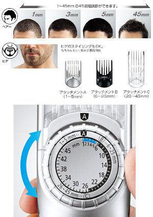 Panasonic メンズヘアカッター
