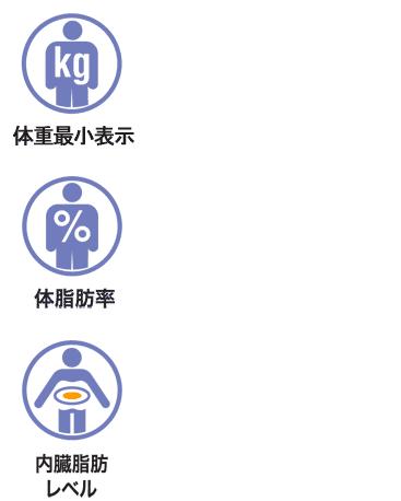 TANITA 【体重50g単位表示+アシストモード付き】&【乗った人をピタリと当てる「乗るピタ機能」搭載】 体組成計 インナースキャン50
