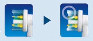 ブラウン オーラルB 電動歯ブラシ 替ブラシ パーフェクトクリーン やわらかめ