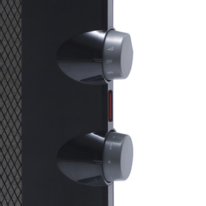 DeLonghi マイカパネルヒーター 【2~6畳用】 HMP900J-B