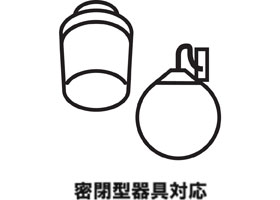 パナソニック LED電球 6.4W 電球色相当 LDA6LHE17BHS
