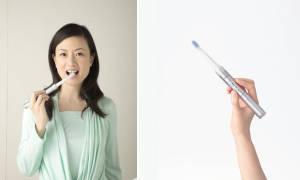 OMRON オムロン音波式電動歯ブラシ メディクリーンHT-B472