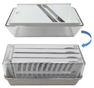 Cookfile 調理器セット 【スライサー ・ 千切り器 ・ ツマ切り器 ・おろし器】 DH-2293
