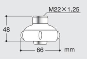 切り替えシャワー PM252-13