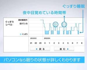 OMRON オムロン 睡眠計 Sleep Design HSL-101