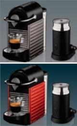 Nespresso オートタイプ PIXIE(ピクシー)バンドルセット
