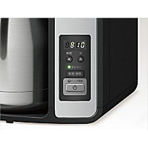 THERMOS 真空断熱ポット コーヒーメーカー 【タイマーで前日予約が可能】
